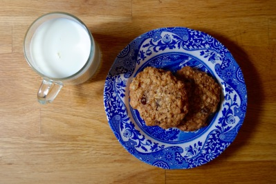 And for dessert... Oatmeal Chocolate Chip please!
