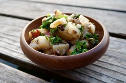 Rosemary Lemon Potato Salad